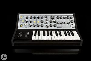 Bass synth from Moog