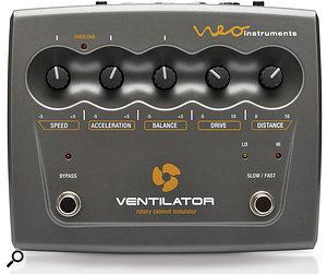 Neo Instruments Ventilator