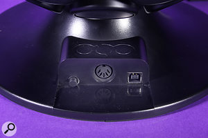 In addition to the USB port found on both the Elite and Nexus models, the former also features aMIDI Out port.