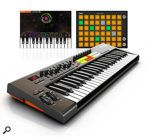 New controller from Novation for Mac, PC and iPad