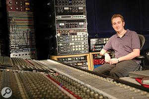 Robert Orton mixed eight of The Midsummer Station's 11 tracks.