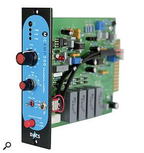 DACS Clarity MicAmp 500