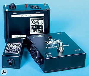 Orchid Electronics DI Boxes
