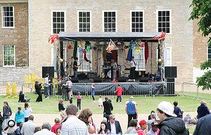 Running An Open Air Concert