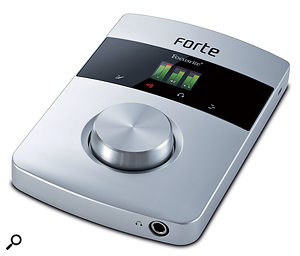 Congratulations to Focusrite for being one of the very few audio interface manufacturers to post official Windows 8 compatibility information for the Forte, before the release date!