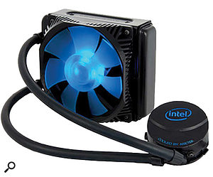 2: Watercooling goes mainstream! Intel's new Sandy Bridge 'E' series processor will be bundled with an Intel-badged liquid-cooler.