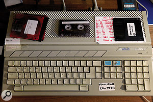The venerable Atari is still central to Paddy McAloon's writing and recording.