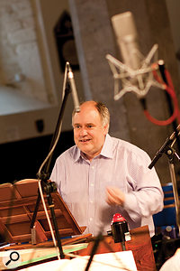 John Butt is Professor of Music at Glasgow University, and one of the world's leading Bach scholars.