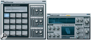 As well as solid support for VST (and, on the Mac, AU) plug‑ins, Studio One ships with arange of native effects and instruments, many of which are of remarkably good quality.