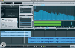 Studio One's Project page, which exists to publish your songs and other audio files into various distributable formats, is so good that it's worth using even if you use another DAW for other aspects of the production process.