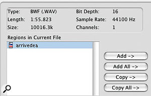 You might think that all your Session data is safely in your Session folder, but unless you choose 'Copy from source media' when importing data from another Session, and use Copy rather than Add when importing audio, that might not be the case.