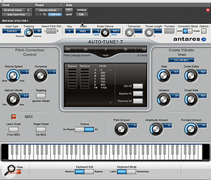 2: Auto-Tune 7, the classic tool for the 'Cher effect'.