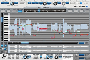 3: Auto-Tune's Graphical mode gives you even more control.