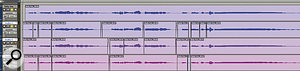 This is the best Ican achieve by manual editing. Note the sections of 'atmos' pasted in from elsewhere in the tracks to fill gaps.