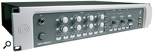 The latest and most powerful interface in the Pro Tools LE range is the 003 Rack+.