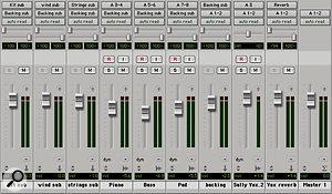 Writing Final Mixes