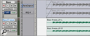 The 'bounce to tracks' approach is perfect for outputting stem mixes. Simply create an Aux channel and corresponding stereo track for each stem you need to record, and route them appropriately.