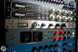 The Roll Music Super Stereo Compressor is the closest thing Rob has yet found to his ideal mix compressor.