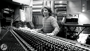 Mark Rankin mixed the bulk of the album, mostly within his Pro Tools system.