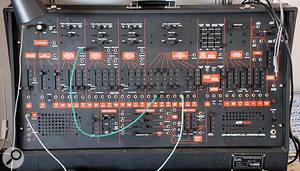 Adrian Utley: Recording Third