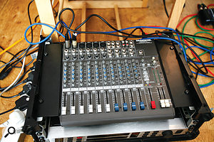 Are boutique mic preamps worth the extra compared with the preamps built into an affordable mixer? We threw Hugh's Mackie 1402 VLZ Pro into the mix to find out.