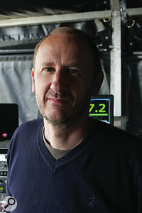 Jon Burton: Mixing & Recording The Prodigy Live