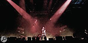 Jon Burton: Mixing & Recording The Prodigy Live