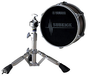 It can certainly be useful, but does Yamaha's classic Subkick have more in common with a  synth than a  conventional microphone?