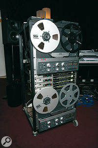 The recognisable sound of Hendrix's 'Voodoo Child (Slight Return)' was created by flanging the whole track. This was achieved with two tape machines carrying the same recording, with the speed of one or both being adjusted throughout.