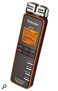 Though, in many areas, you get what you pay for in hand‑held recorders, the features of some less expensive models sometimes outdo their expensive counterparts. The flexibility of the Tascam DR08's adjustable capsules offers more recording options than the higher‑quality DR2d, for example.