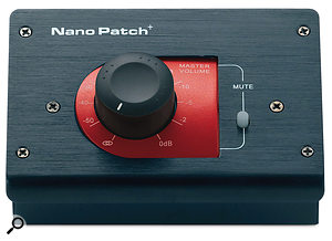 Truly transparent active controllers are inherently expensive things to buy, so a passive monitor controller could be a better-value option to consider if you are concerned about colouring the sound. The SM Pro NanoPatch+ is a simple volume control, while the Presonus Central Station offers speaker and input switching too.