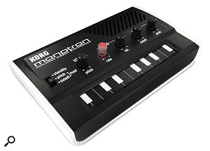 Though the Monotron looks like asimple piece of kit, it has surprising potential when used in inventive ways.