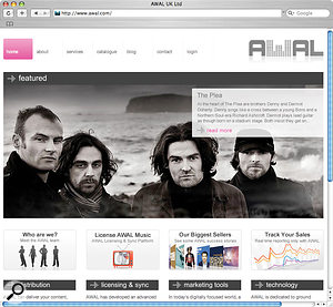 There are several ways to distribute your music on the Internet. For example, AWAL will distribute your music to other web sites in exchange for a15 percent cut, while Bandcamp allow you to sell your work directly, using Paypal.