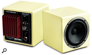 The Avantone Mixcubes are great secondary monitors, but you'll need an amp to go with them! Something like a second-hand Rotel RA 612 should do the job for very little outlay.