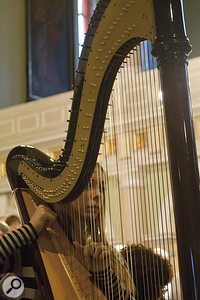 Some unusual instruments, such as harps, can be fitted with piezo pickups or contact mics, whose outputs are usually at 'instrument' level, and will therefore require aDI box.