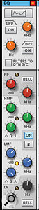Two sides of the same coin: now users can decide between adjusting EQ settings with traditional mixer channel knobs or afloating window that's accessible even when the mixer is hidden.