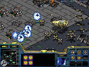 The original Starcraft from Blizzard Entertainment: 12 years old, and close to becoming anational sport in South Korea.