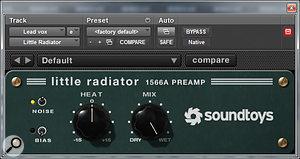 Sound Toys Radiator