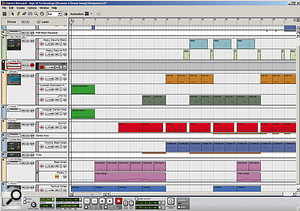 A closer look at the attractive new look of the sequencer. The new features found here move Reason closer to the sequencing facilities of DAW software.