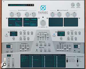 Propellerheads' latest Rack Extension is a 'Spectral Synth', serving up harmonic digital complexity, analogue-like warmth, and lots in between.