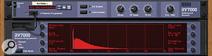 As familiar as an old pair of slippers, the RV7000 is a fine-sounding, flexible reverb.