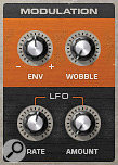 2: The Echo's built-in LFO and envelope section are pivotal factors in some of its craziest effects!