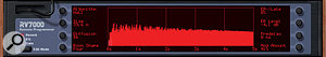 Reverbs with modulation of the tail (like the 'Mod Amount' parameter here in RV7000) can generate some interesting, trippy effects.