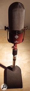 Another Golden Age mic, the R1 Tube Active.