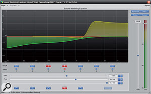 Sonoris Parallel & Mastering EQ