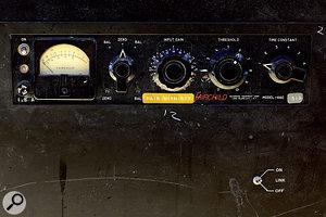 Fairchild 660 compressor.