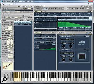 Pro X is the only Windows DAW that currently includes afully featured software sampler at no extra cost.