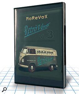 Morevox Retroverb 3