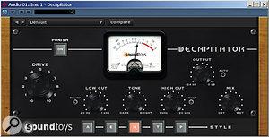 Sound Toys Decapitator & PanMan