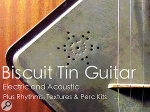 Modwheel Biscuit Tin Guitar